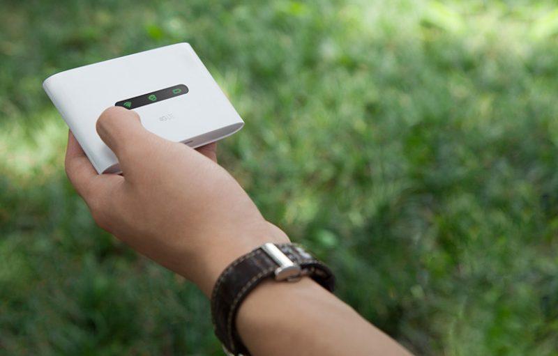 tp-link m7300 - bộ phát wifi di động 4g lte tốc độ 150mbps chính hãng - trên tay