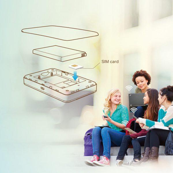 tp-link m7350 - bộ phát wifi di động 4g lte tốc độ 150mbps chính hãng - hình 04