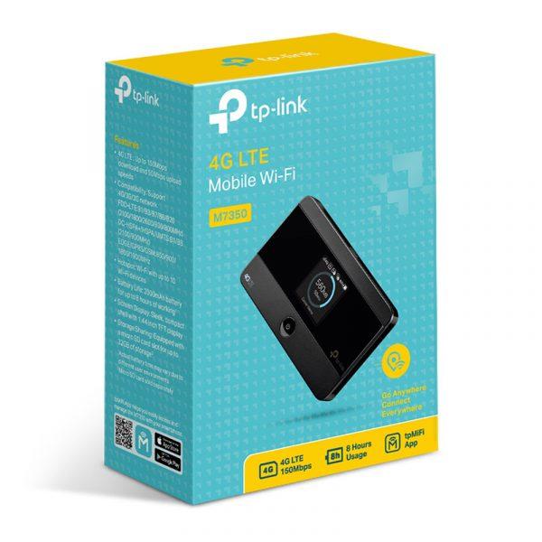 tp-link m7350 - bộ phát wifi di động 4g lte tốc độ 150mbps chính hãng - hình 05