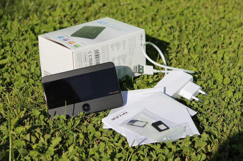 tp-link m7350 - bộ phát wifi di động 4g lte tốc độ 150mbps chính hãng - phụ kiện