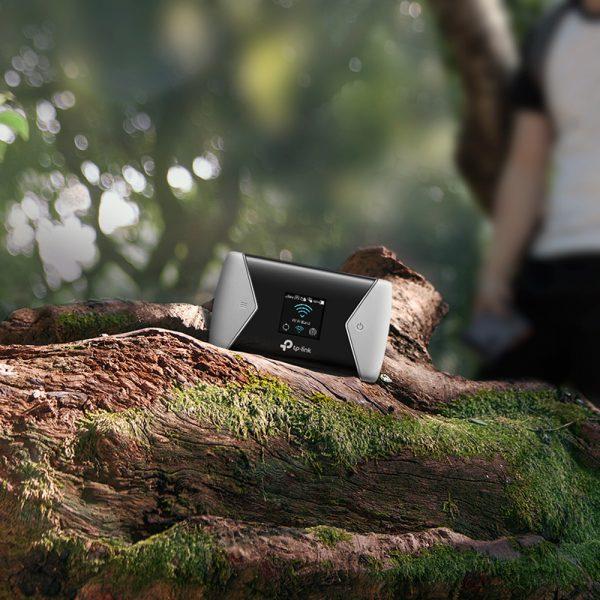 tp-link m7450 - bộ phát wifi di động 4g lte tốc độ 300mbps chính hãng - hình 05