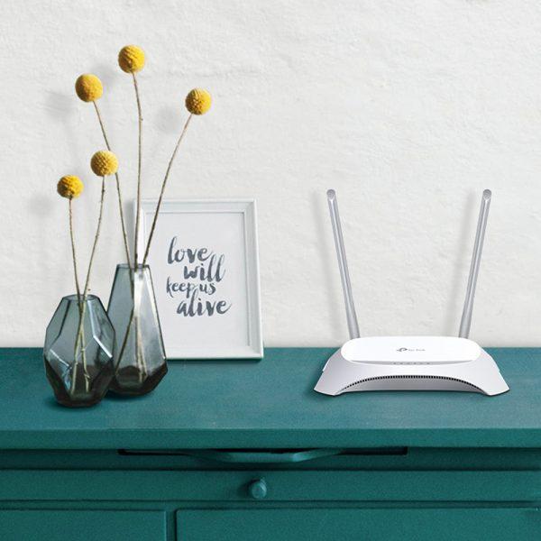 tp-link tl-mr3420 - bộ phát wifi di động từ usb 3g/4g chính hãng, giá tốt - hình 06