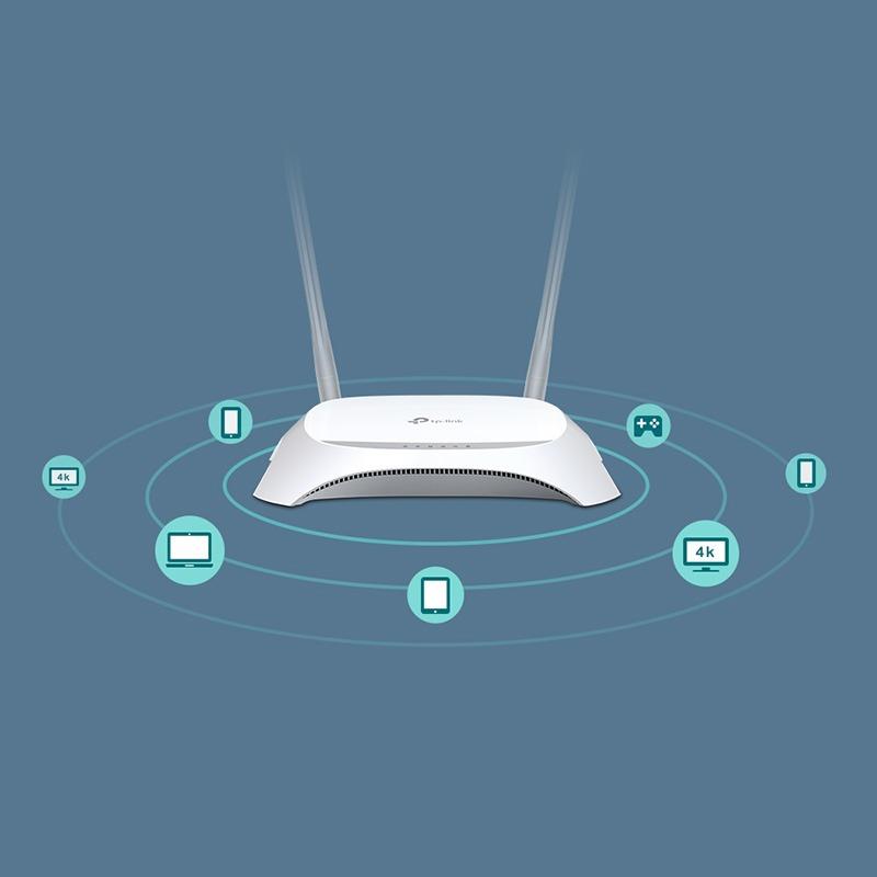 tp-link tl-mr3420 - bộ phát wifi di động từ usb 3g/4g chính hãng, giá tốt - hình 08