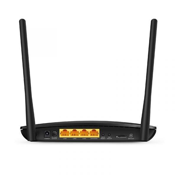tp-link tl-mr6400 - bộ phát wifi 4g lte chuẩn n tốc độ 300mbps chính hãng - hình 03