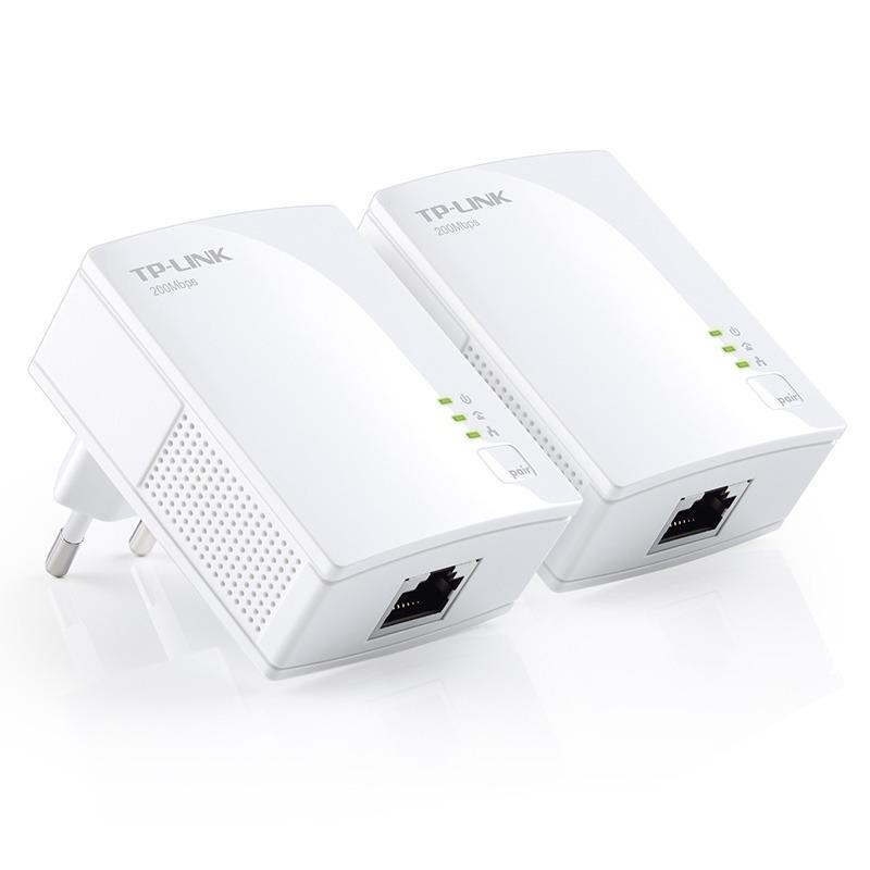 TP-Link tl-pa2010kit powerline - thiết bị nối mạng qua đường dây điện