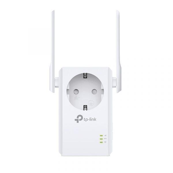 tp-link tl-wa860re - bộ mở rộng sóng wifi tốc độ 300mbps cho dòng ac đi qua