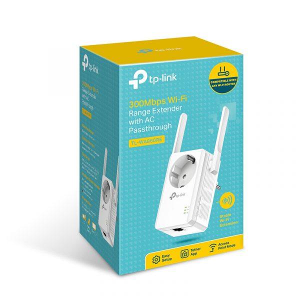 tp-link tl-wa860re - bộ mở rộng sóng wifi tốc độ 300mbps cho dòng ac đi qua - hình 05