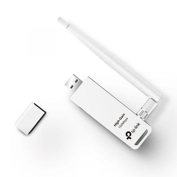 tp-link tl-wn722n – usb thu sóng wifi tốc độ 150mbps chính hãng - hình 03