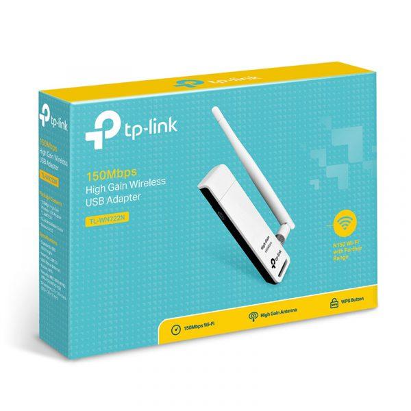 tp-link tl-wn722n – usb thu sóng wifi tốc độ 150mbps chính hãng - hình 05