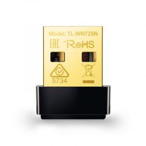 tp-link tl-wn725n - usb thu sóng wifi chuẩn n 150mbps chính hãng, giá tốt