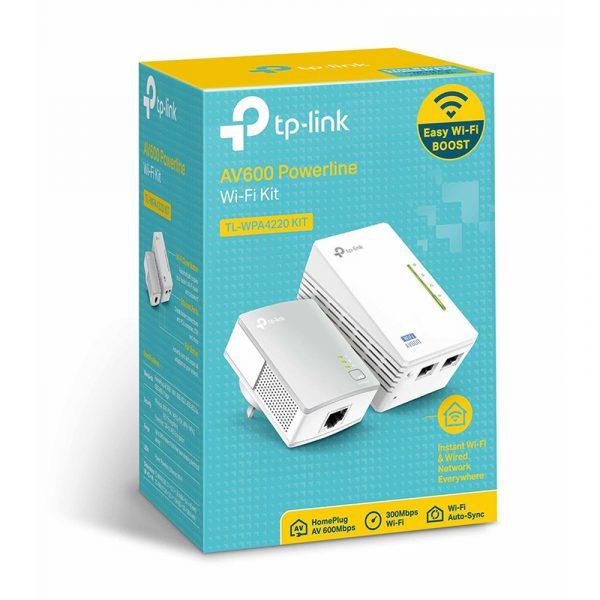 tp-link tl-wpa4220kit - bộ mở rộng internet qua đường dây điện av600 hỗ trợ wi-fi tốc độ 300mbps - hình 05