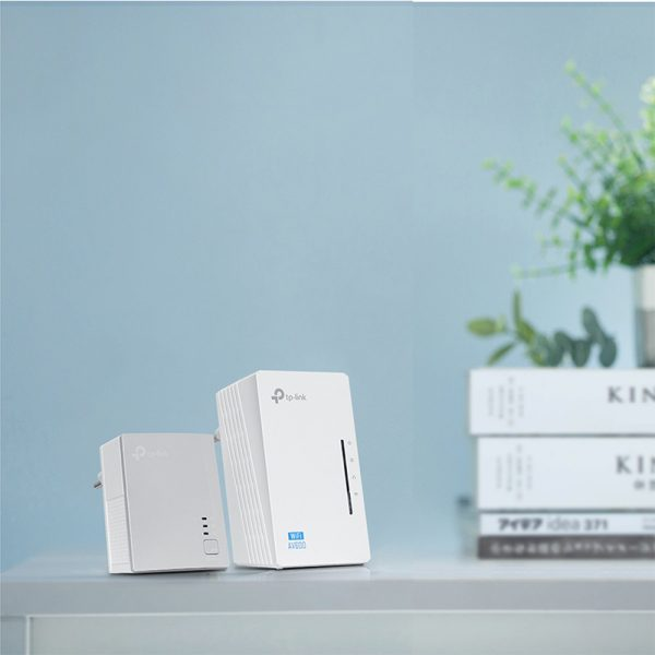 tp-link tl-wpa4220kit - bộ mở rộng internet qua đường dây điện av600 hỗ trợ wi-fi tốc độ 300mbps - hình 06