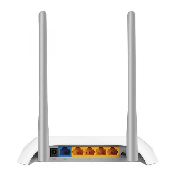 tp-link tl-wr840n - bộ phát wifi chuẩn n 300mbps chính hãng, giá tốt - hình 03