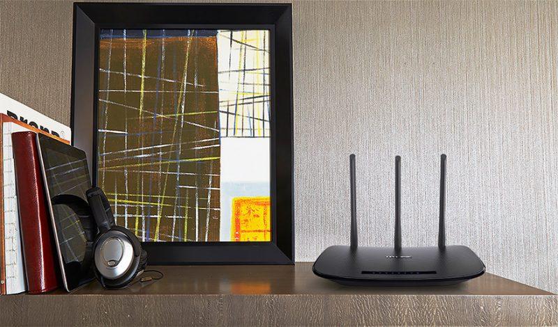 tp-link tl-wr940n - bộ phát wifi chuẩn n 450mbps chính hãng, giá tốt - hình 09
