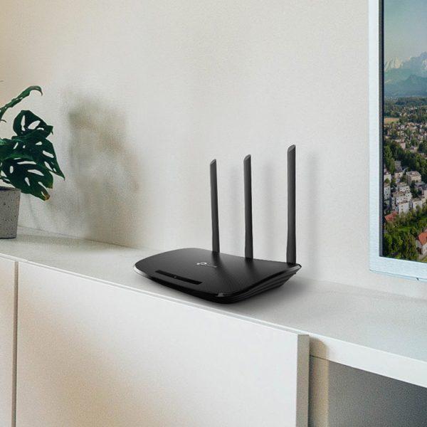 tp-link tl-wr940n - bộ phát wifi chuẩn n 450mbps chính hãng, giá tốt - hình 05