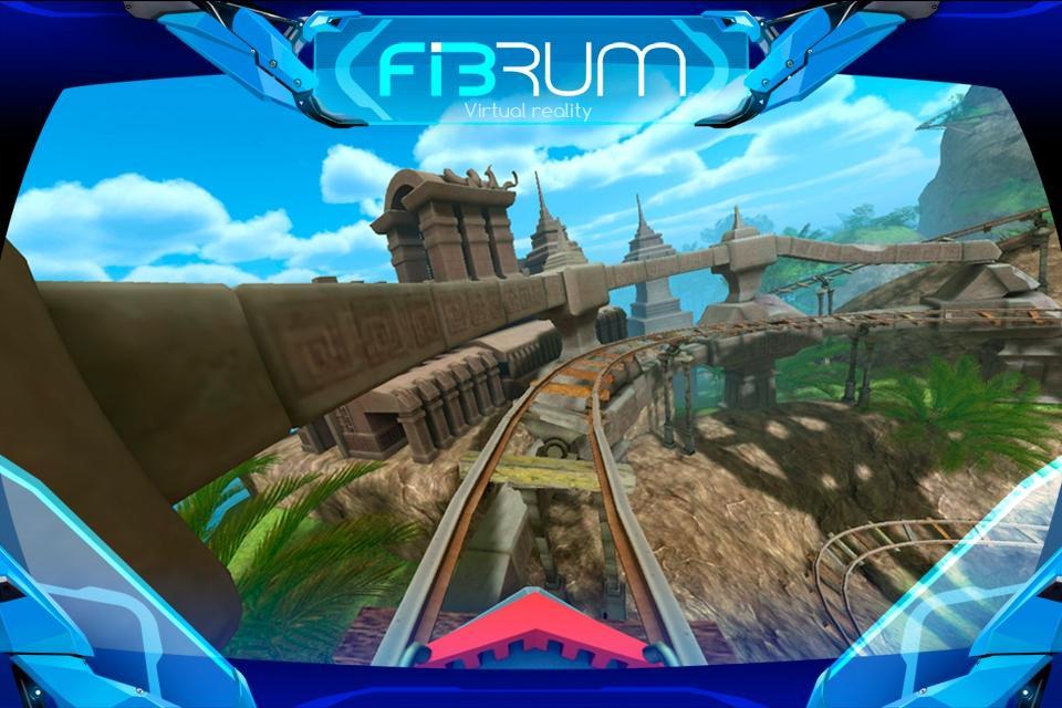 Trọn bộ Game trên kính thực tế ảo của hãng Fibrum