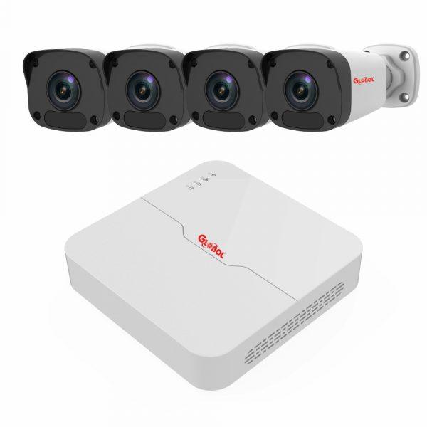trọn bộ kit 4 camera ip global 2.0mp 1080p + đầu ghi hình ip 4 kênh - hình 02