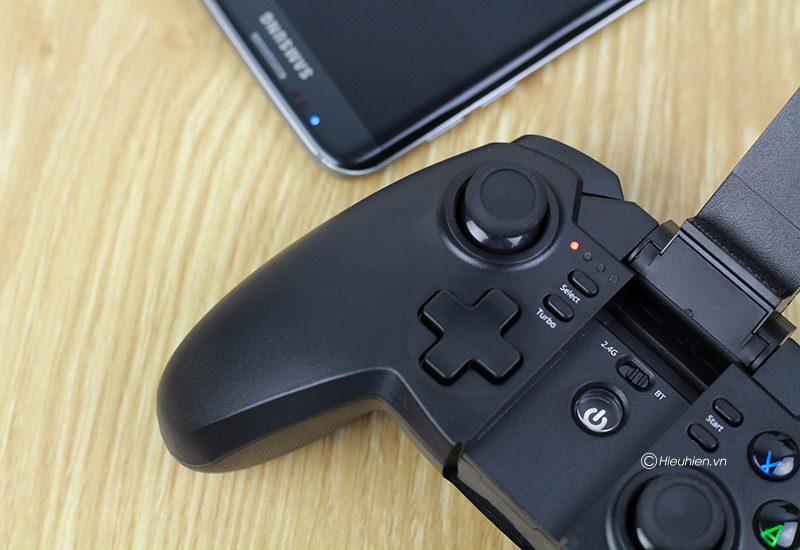tronsmart mars g02 - tay cầm chơi game cho điện thoại, android tv box ps3 pc -