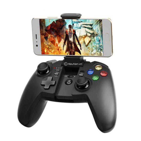 tronsmart mars g02 - tay cầm chơi game cho điện thoại, android tv box ps3 pc - hình 03
