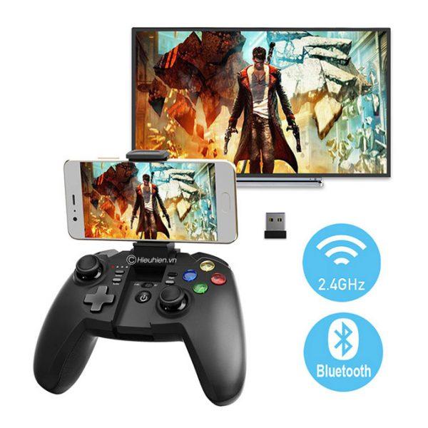 tronsmart mars g02 - tay cầm chơi game cho điện thoại, android tv box ps3 pc - hình 04