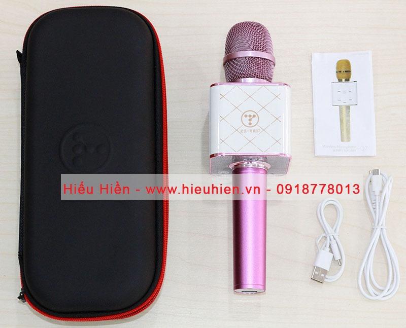 micro karaoke bluetooht hat karaoke tuxun q7u
