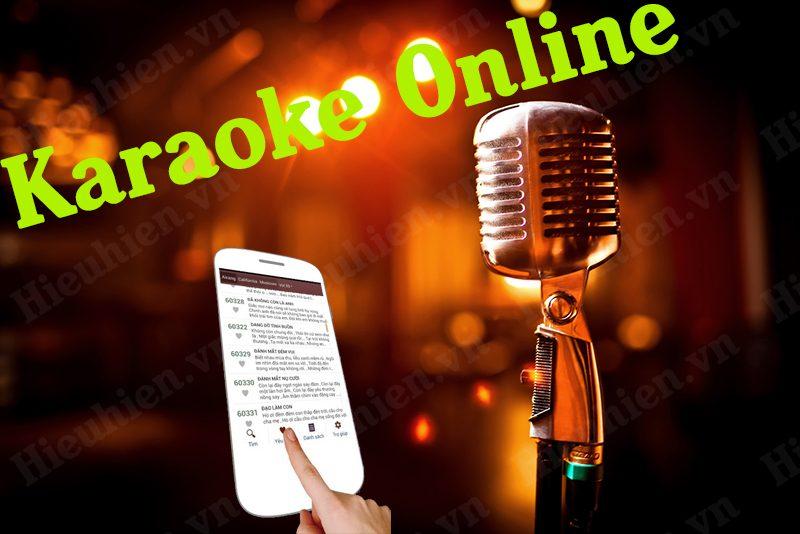 Ứng dụng hát Karaoke trên Android TV Box chọn bài bằng điện thoại