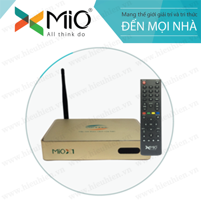 Viettel Mio X1 Android TV Box