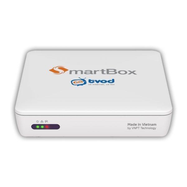 vnpt smartbox 2 - thiết bị giáo dục giải trí cho gia đình android tv box