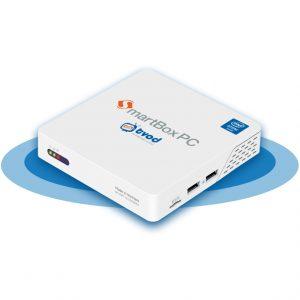 vnpt smartbox pc: cpu intel, chạy song song hai hệ điều hành windows và android - hình 01