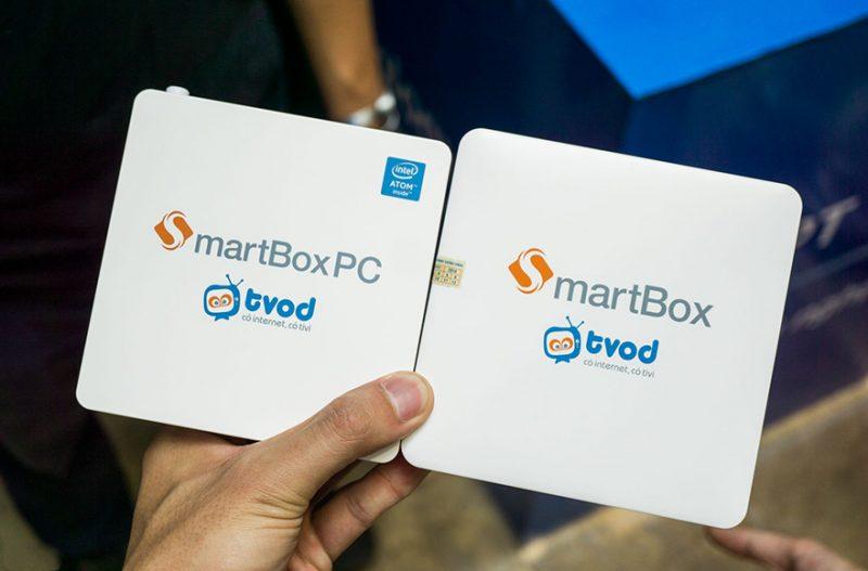 vnpt smartbox pc: cpu intel, chạy song song hai hệ điều hành windows và android - logo