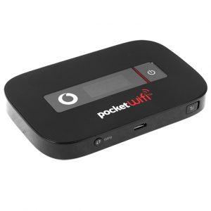 vodafone r208 - bộ phát wifi di động từ sim 3g - hình 02