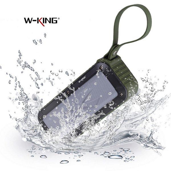 W-King S20 - Loa Bluetooth Chống Nước IPX6 » Chính Hãng, Giá Rẻ 05