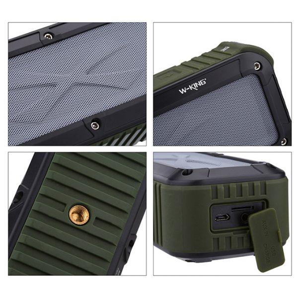 W-King S20 - Loa Bluetooth Chống Nước IPX6 » Chính Hãng, Giá Rẻ 06