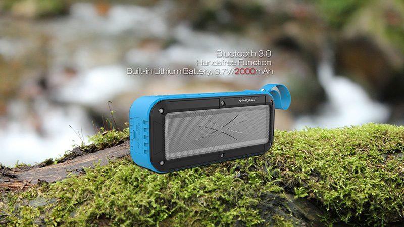 W-King S20 - Loa Bluetooth Chống Nước IPX6 » Chính Hãng, Giá Rẻ 10