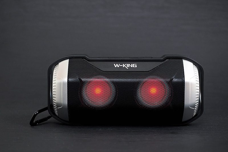 W-King S21 - Loa Bluetooth Chống Nước, Có Đèn LED » Chính Hãng 07