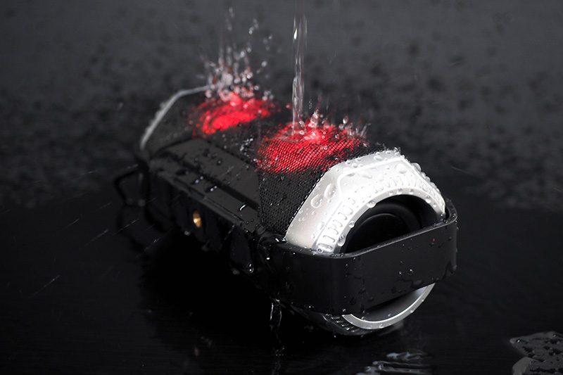 W-King S21 - Loa Bluetooth Chống Nước, Có Đèn LED » Chính Hãng 11
