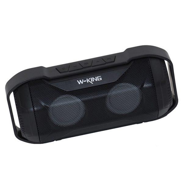 W-King S21 - Loa Bluetooth Chống Nước, Có Đèn LED » Chính Hãng 01