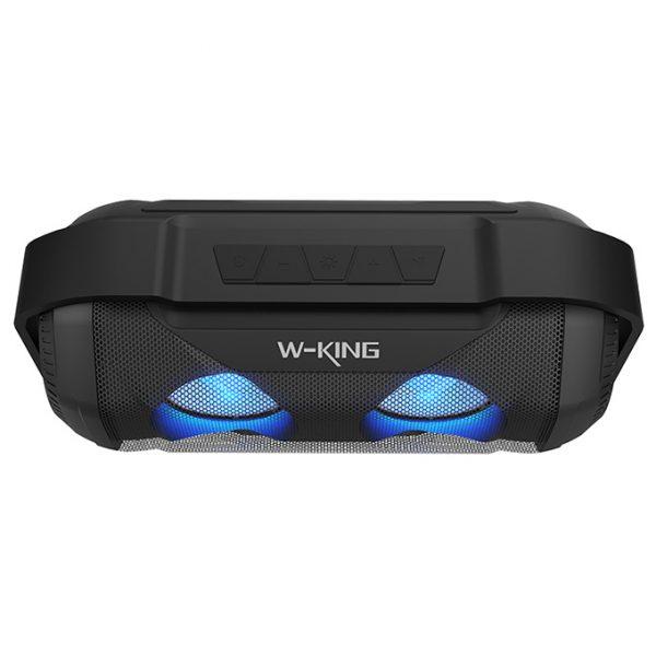 W-King S21 - Loa Bluetooth Chống Nước, Có Đèn LED » Chính Hãng 03