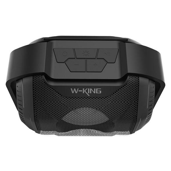 W-King S8 - Loa Bluetooth Chống Nước, Có Đèn LED » Chính Hãng 01