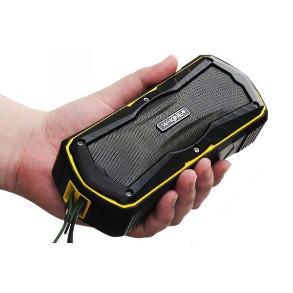 W-King S9 - Loa Bluetooth chống nước, kiêm pin sạc dự phòng 4000mAh 05
