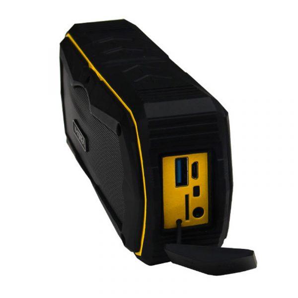 W-King S9 - Loa Bluetooth chống nước, kiêm pin sạc dự phòng 4000mAh 06