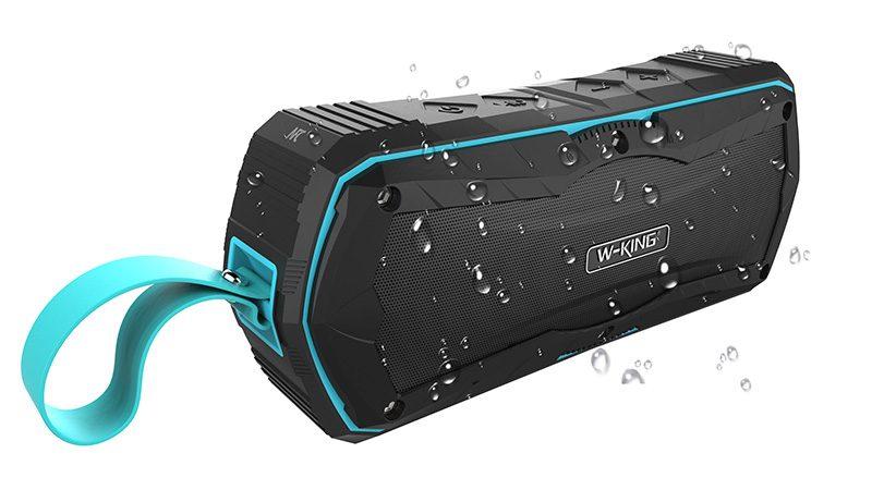 W-King S9 - Loa Bluetooth chống nước, kiêm pin sạc dự phòng 4000mAh 10