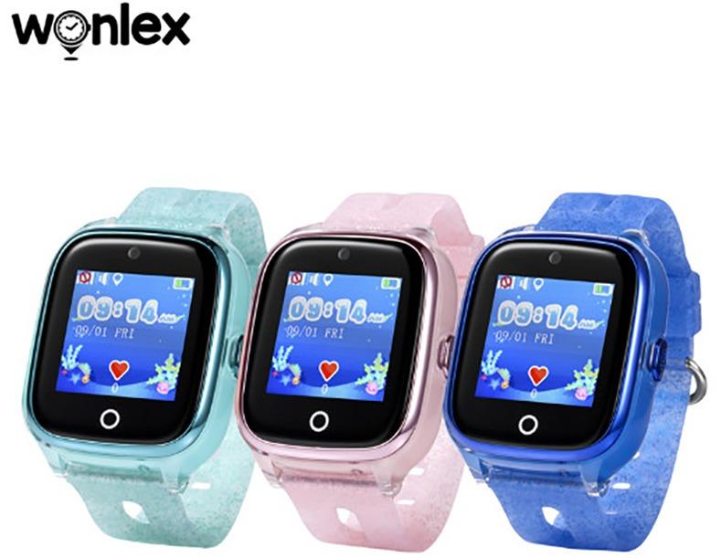 [Wonlex] thương hiệu đồng hồ định vị trẻ em đáng mua nhất 2019