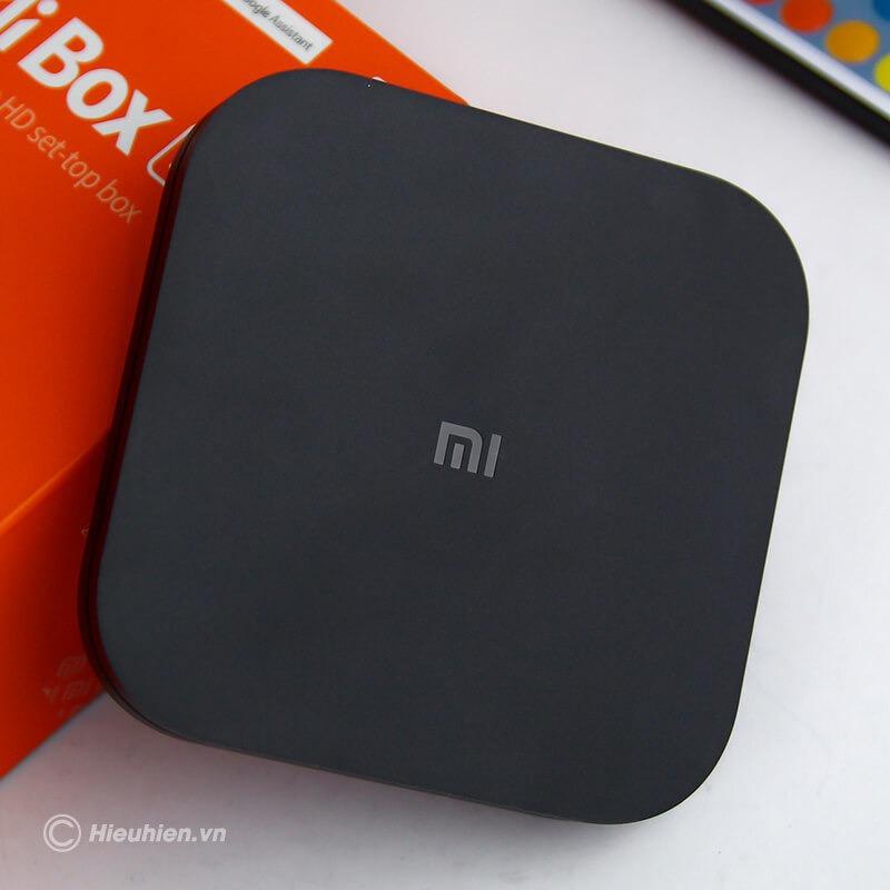 xiaomi mibox s 4k android tv global quốc tế tiếng việt - hình 03