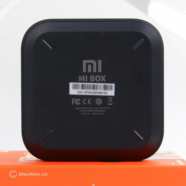 xiaomi mibox s 4k android tv global quốc tế tiếng việt - hình 04