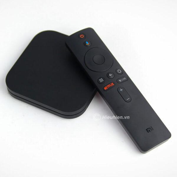 xiaomi mibox s 4k android tv global quốc tế tiếng việt - hình 05