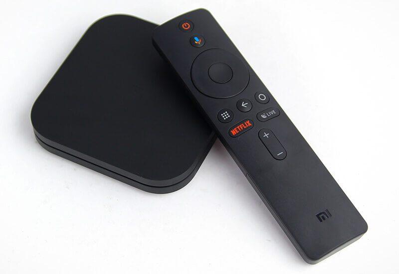 xiaomi mibox s 4k android tv global quốc tế tiếng việt - hình 11