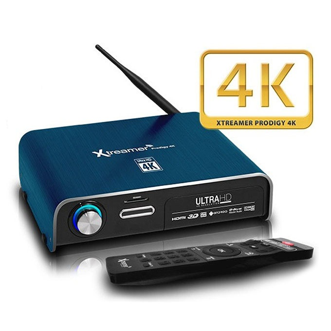 Xtreamer Prodigy 4K Android TV Box MSTAR MSO9180D1R Quad Core