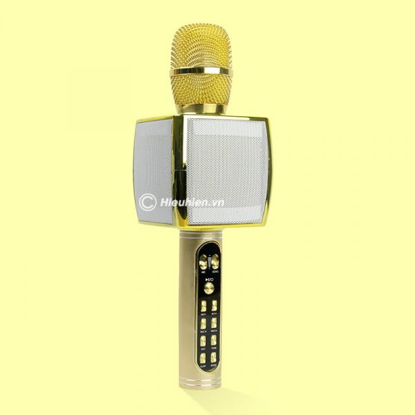 Magic Karaoke YS-91 - Micro Karaoke kèm Loa Bluetooth 3 trong 1 0