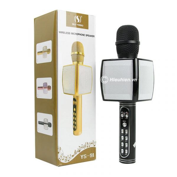 Magic Karaoke YS-91 - Micro Karaoke kèm Loa Bluetooth 3 trong 1 05